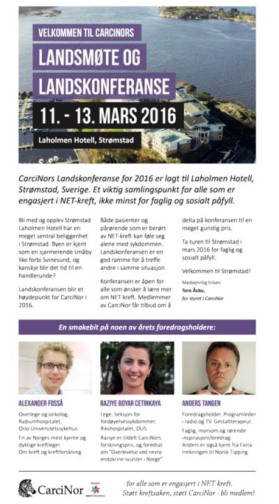Invitasjon landsmøte 2016 4