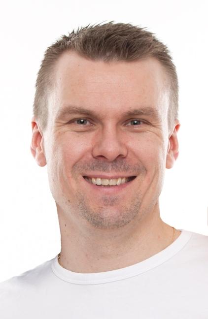 Henning Langen Stokmo, konstituert overlege og lege i spesialisering. Foto: Oslo universitetssykehus, Ullevål.