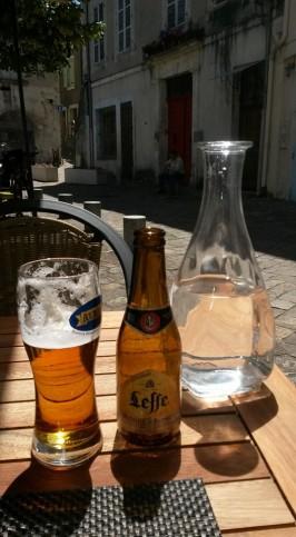 Drikkepause! Foto: Arne Ingvaldsen.