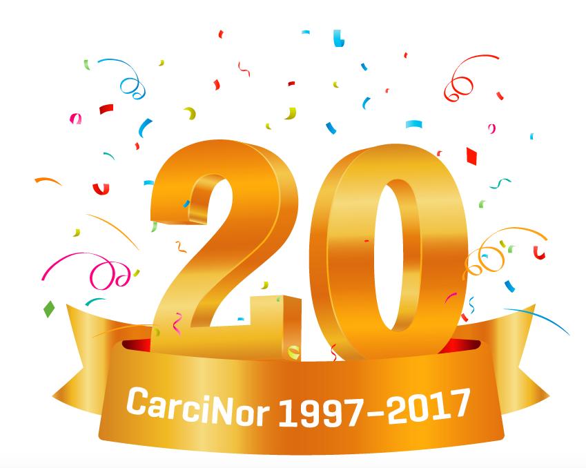 CarciNor 1997-2017
